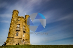 Broadway Tower (long exposure)