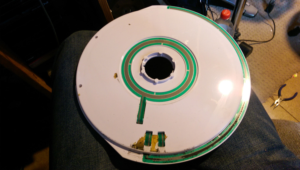 CY-12 main cymbal