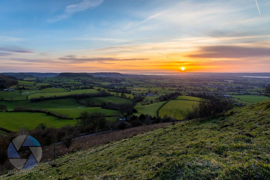 Coaley Peak sunset 02