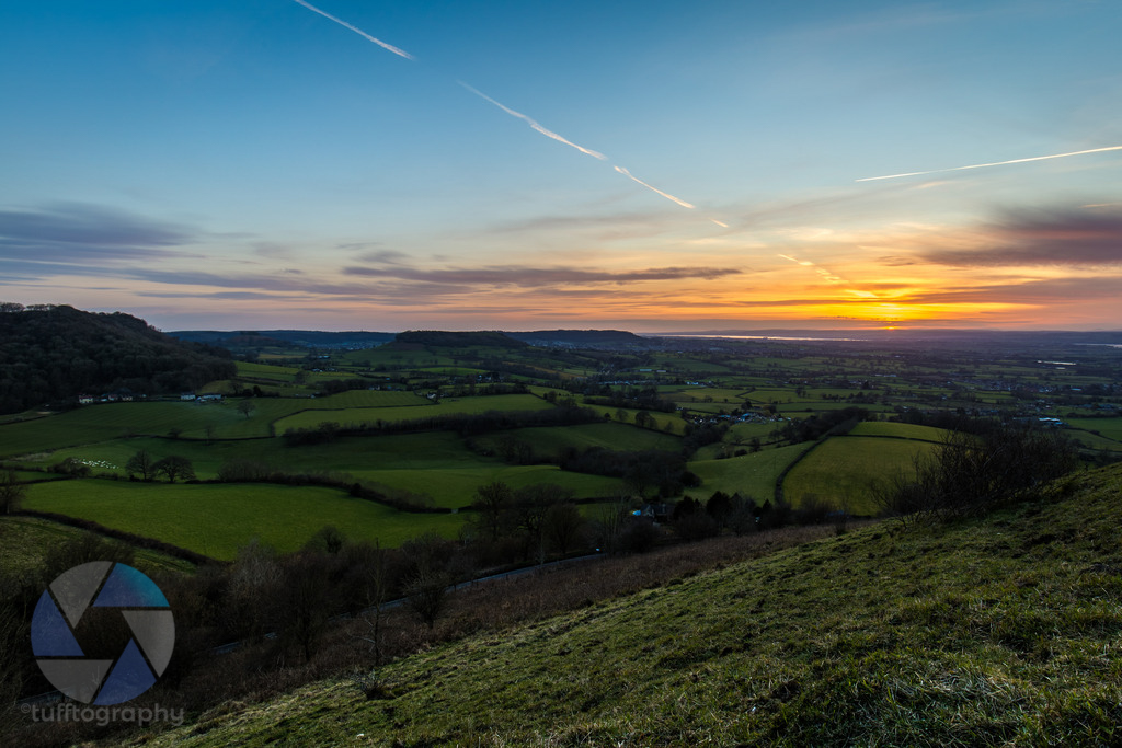 Coaley Peak sunset 03