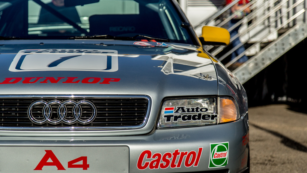Audi Driver International 2016
