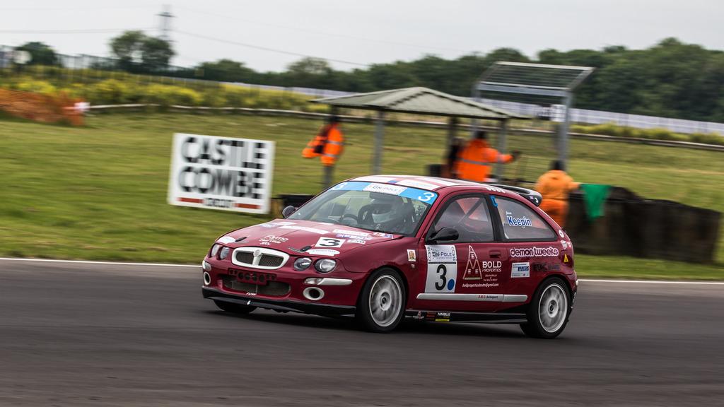 Castle Combe Whitsun Race