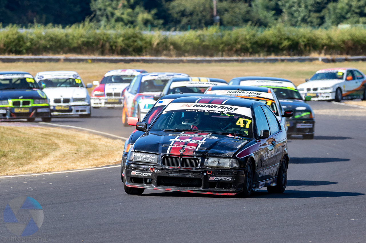Castle Combe TCR UK race weekend 2018
