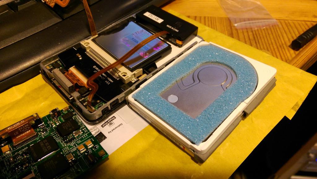 iPod Video modding